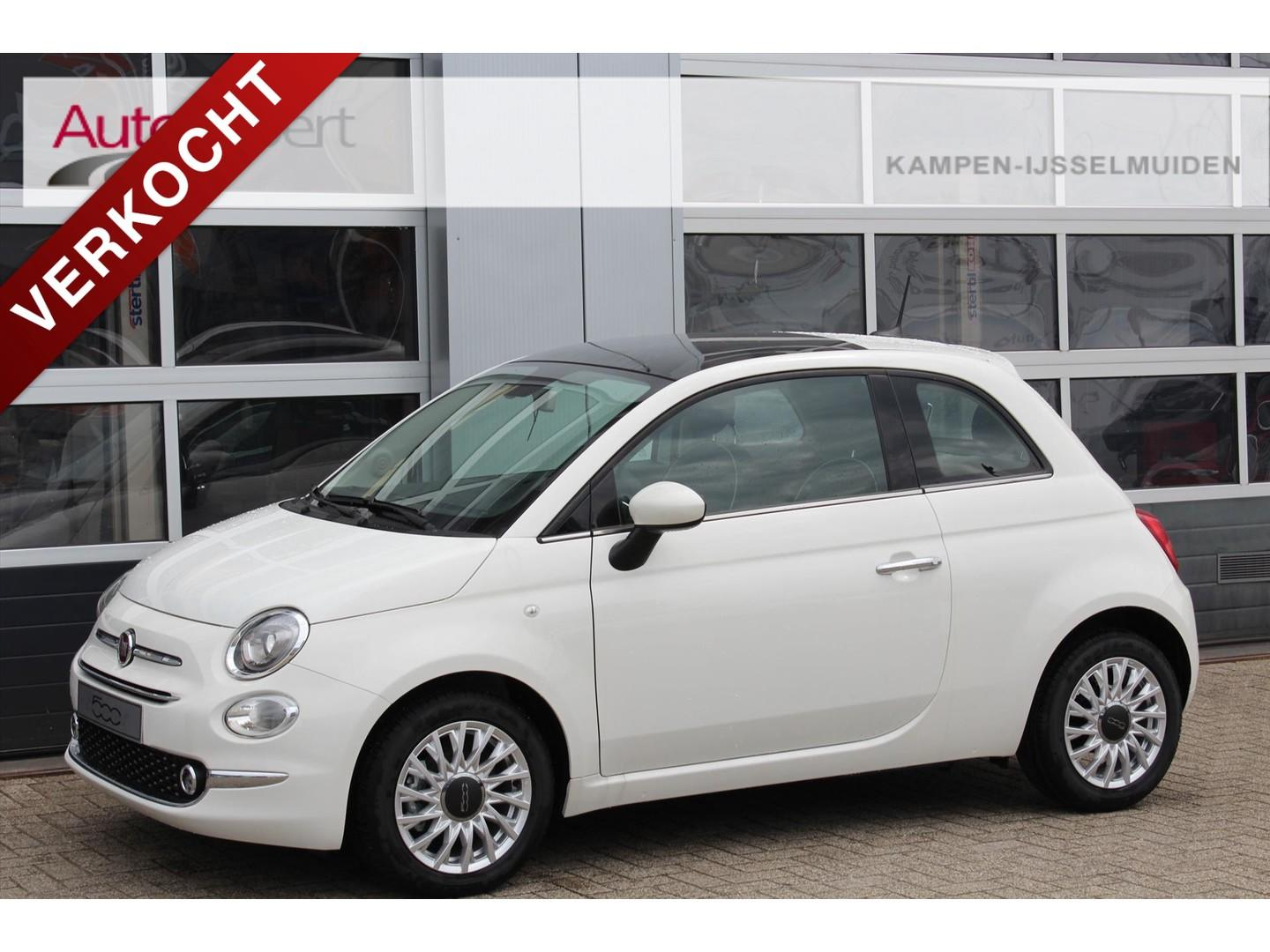 Fiat 500 Twinair turbo eco 85pk lounge
