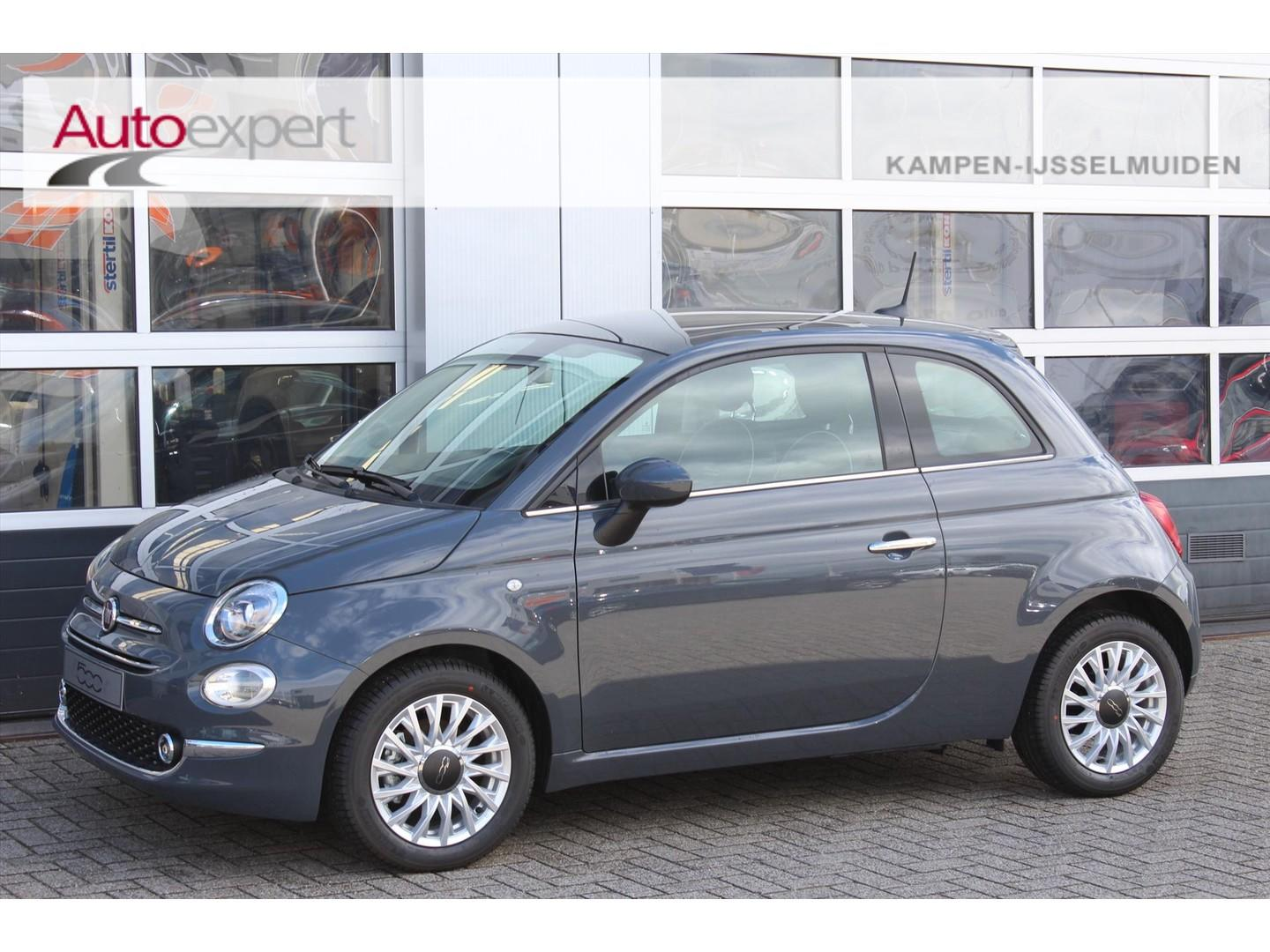 Fiat 500 Twinair turbo 85pk lounge