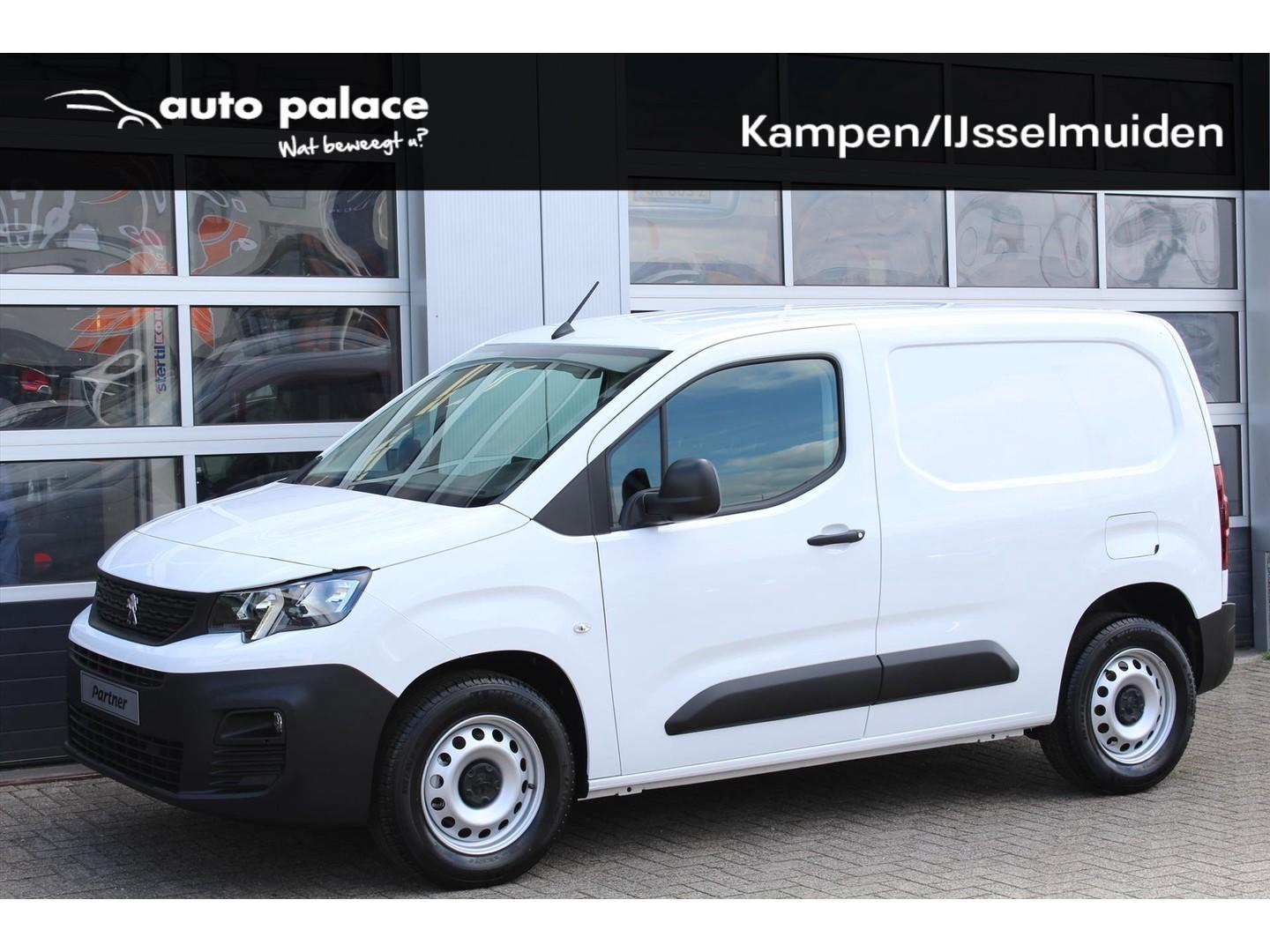 Peugeot Partner New 1.5 bluehdi 75pk 1000kg grip