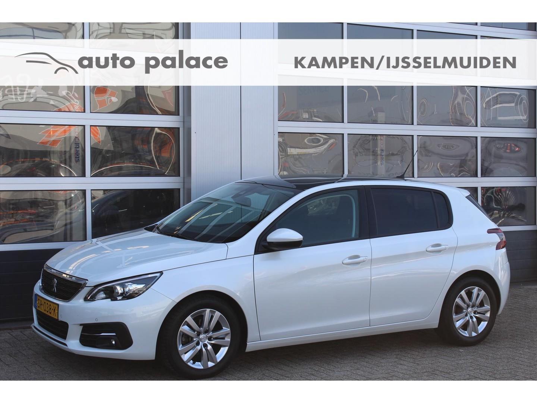 Peugeot 308 1.2 puretech 110pk blue lease executive
