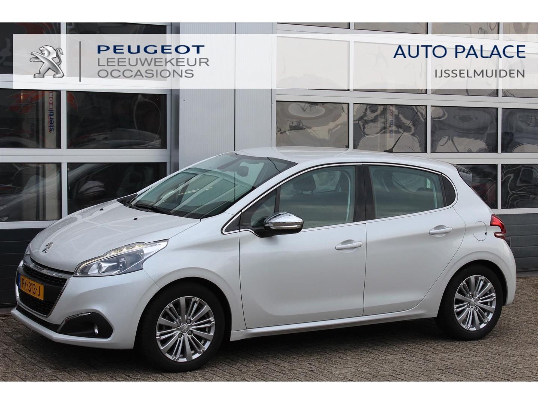 Peugeot 208 1.2 puretech 82pk 5d blue lease executive