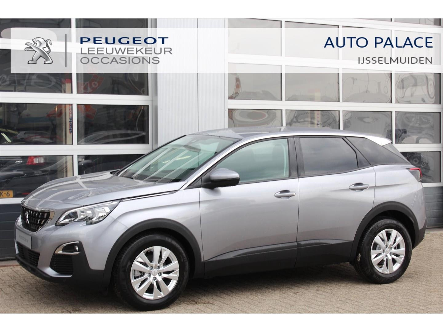 Peugeot 3008 1.2 puretech 130pk automaat blue lease executive