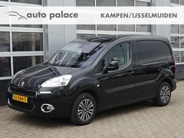 Peugeot Partner 1.6 hdi 66kw navigatie