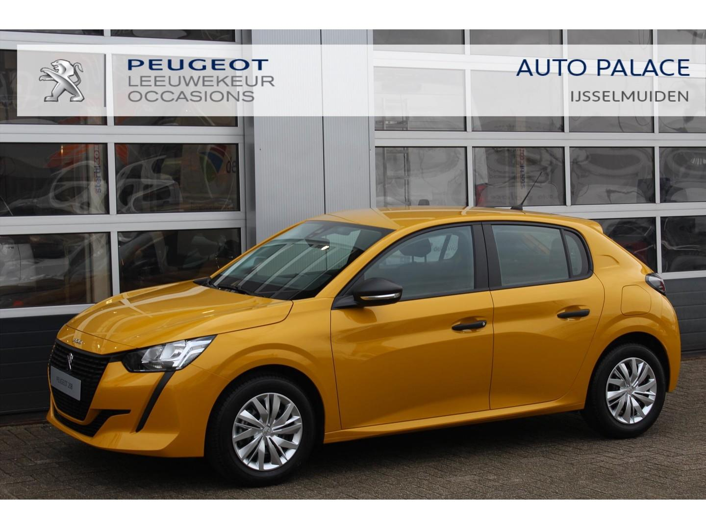 Peugeot 208 new 1.2 puretech 75pk like