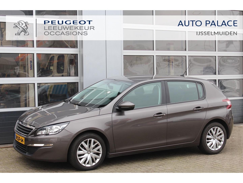 Peugeot 308 1.2 puretech 110pk blue lease