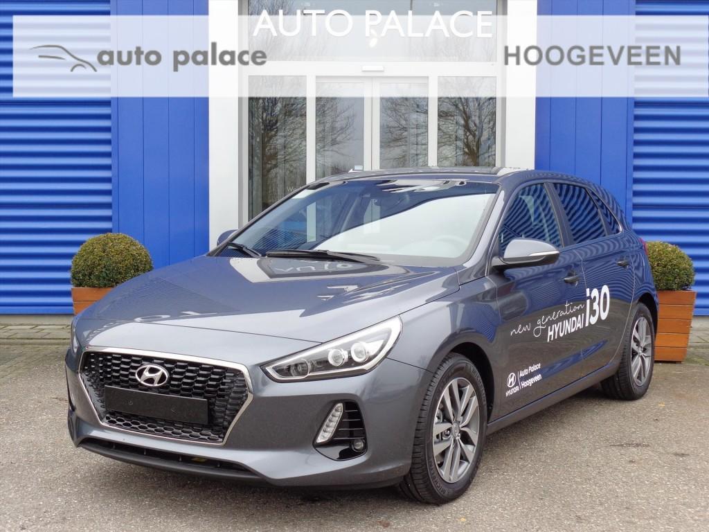 Hyundai I30 1.0t-gdi first edition