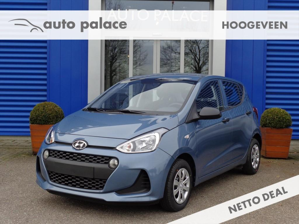 Hyundai I10 I-motion 1.0 5drs airco netto deal!!