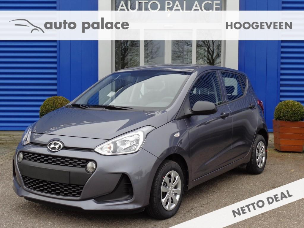 Hyundai I10 I-motion 1.0 5drs-airco- netto deal