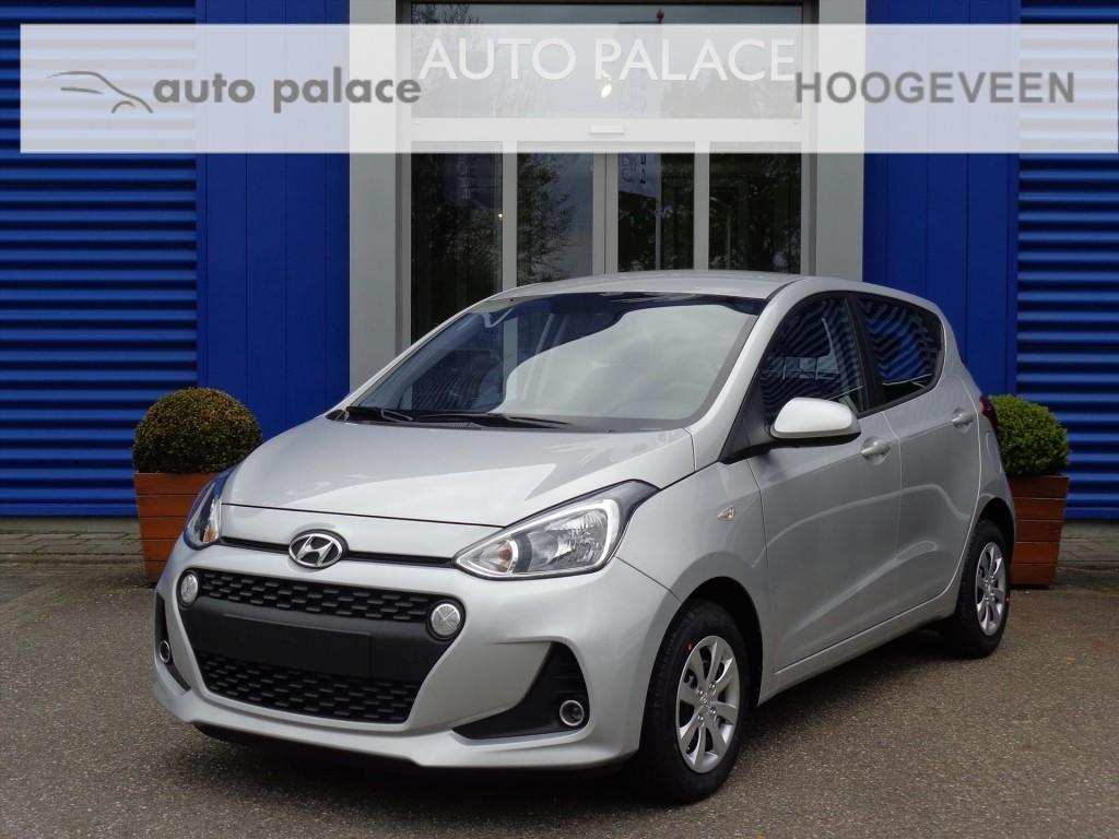 Hyundai I10 Go! 1.0 5drs € 12.595,- netto deal
