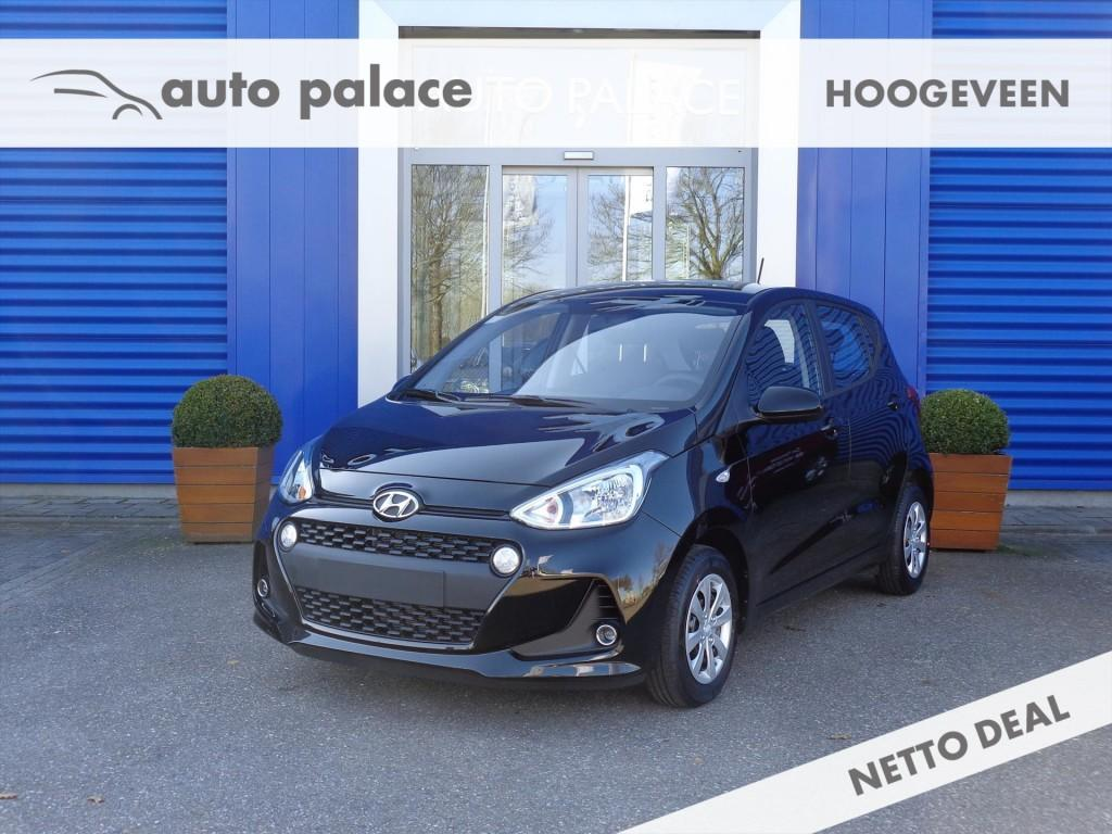 Hyundai I10 Go! 1.0 5drs navigatie € 12.595,- rijklaar netto deal