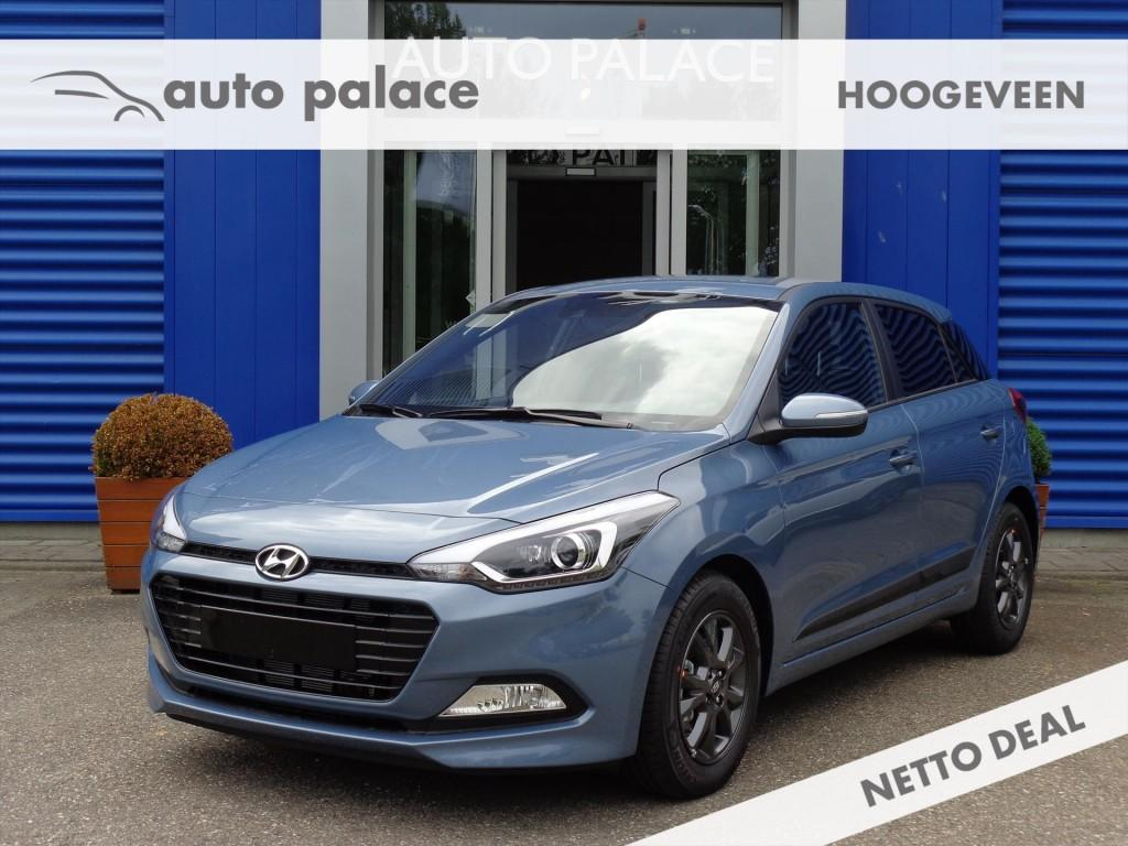 Hyundai I20 Black edition 1.0 t-gdi 5-drs nav € 16.595,- rijklaar netto deal