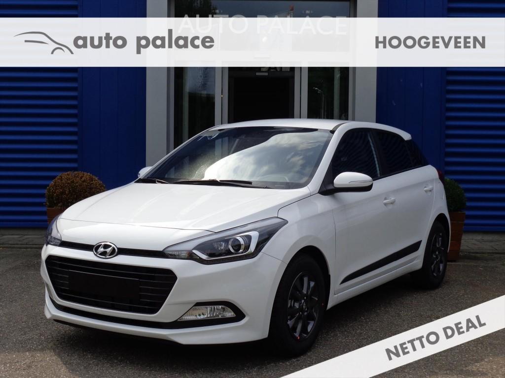 Hyundai I20 Black edition 1.0 t-gdi 5-drs nav € 15.990,- rijklaar netto deal