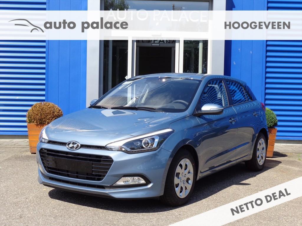 Hyundai I20 Comfort nav 1.0 t-gdi 5-drs € 17.350,- netto deal