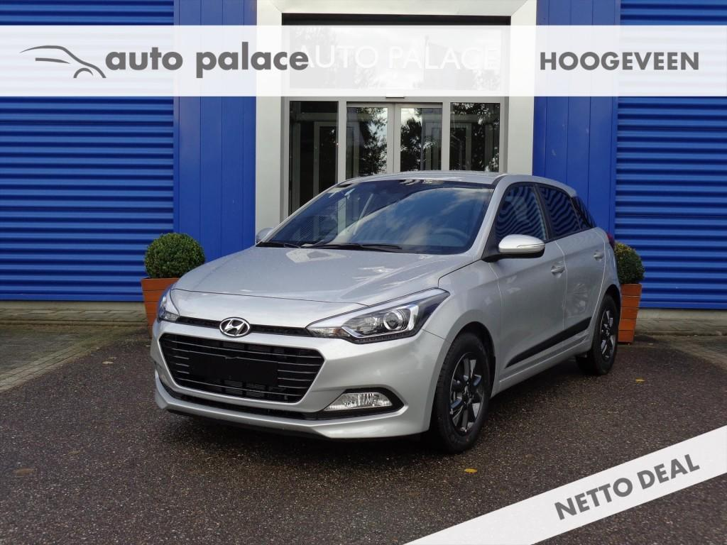 Hyundai I20 Black edition 1.0 t-gdi € 16.595,- netto deal rijklaar