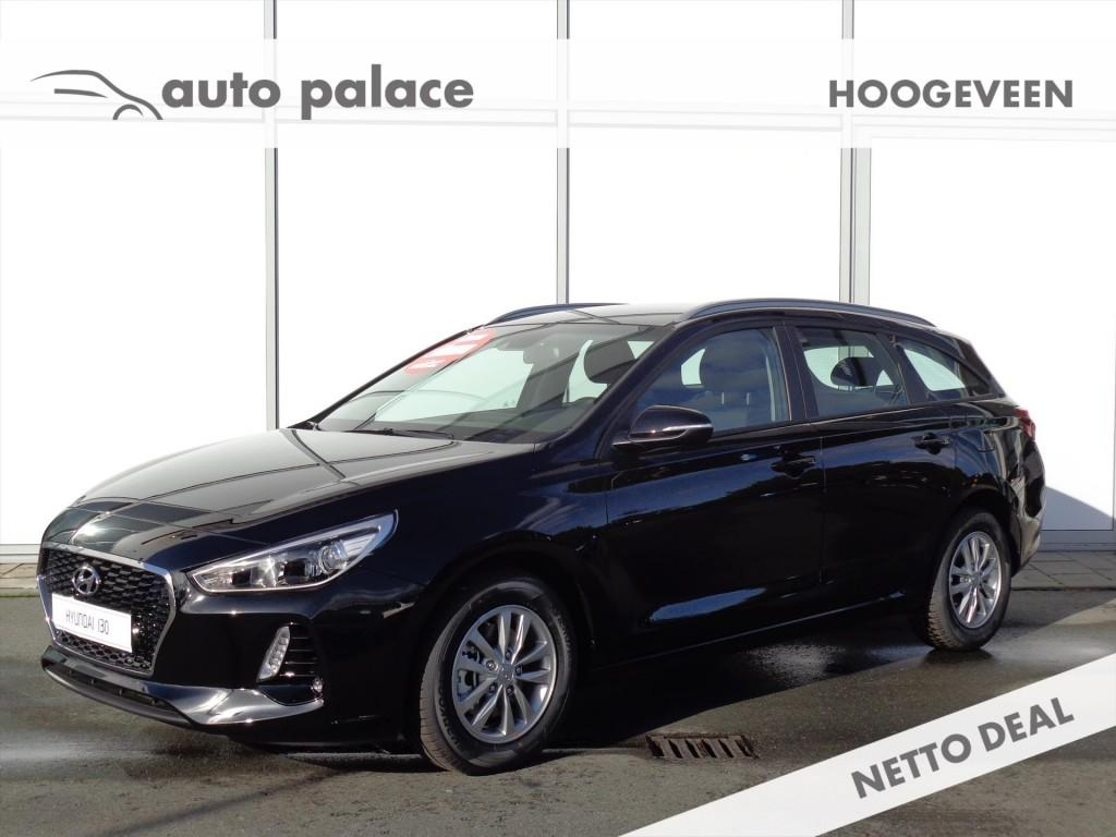 Hyundai I30 Wagon 1.4 t-gdi 140pk comfort-naviagtie-climate