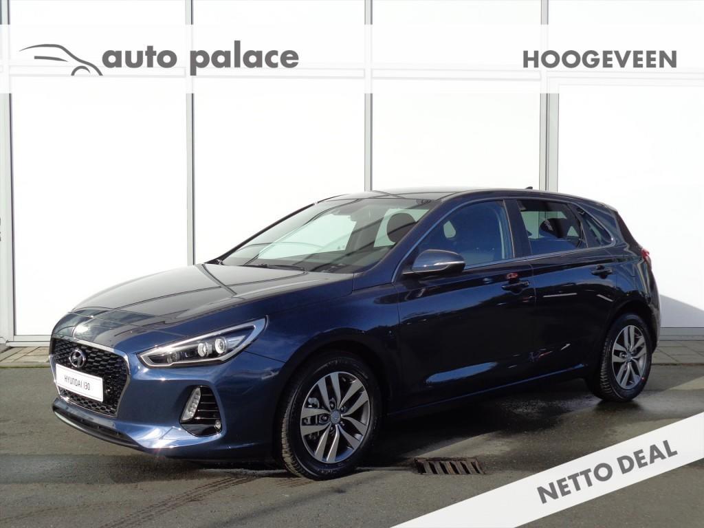 Hyundai I30 1.0 t-gdi 120pk first edition-climate-navigatie