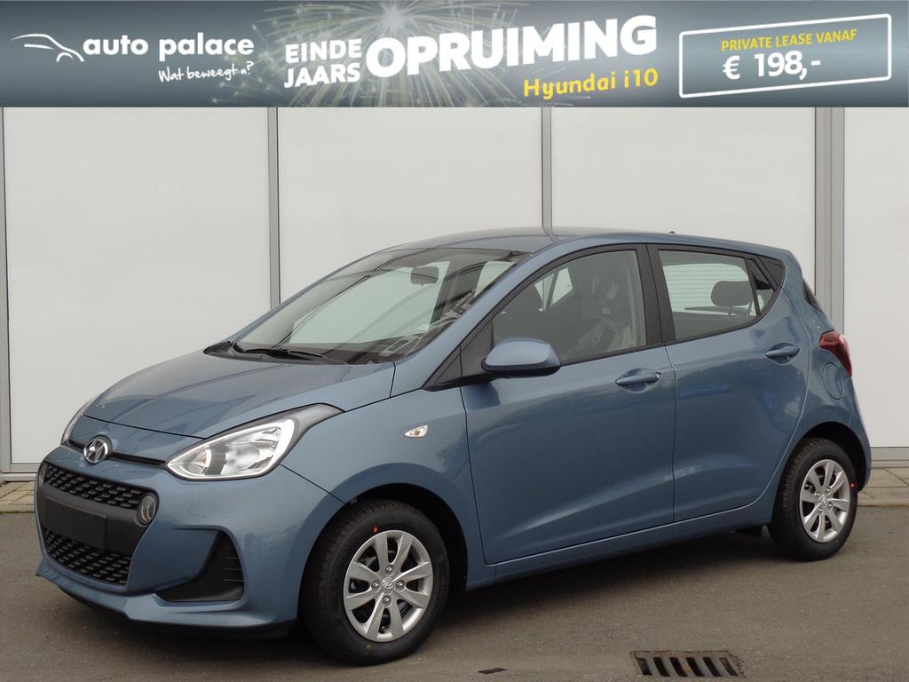 Hyundai I10 Comfort 5drs-airco-cruise control-radio blue tooth