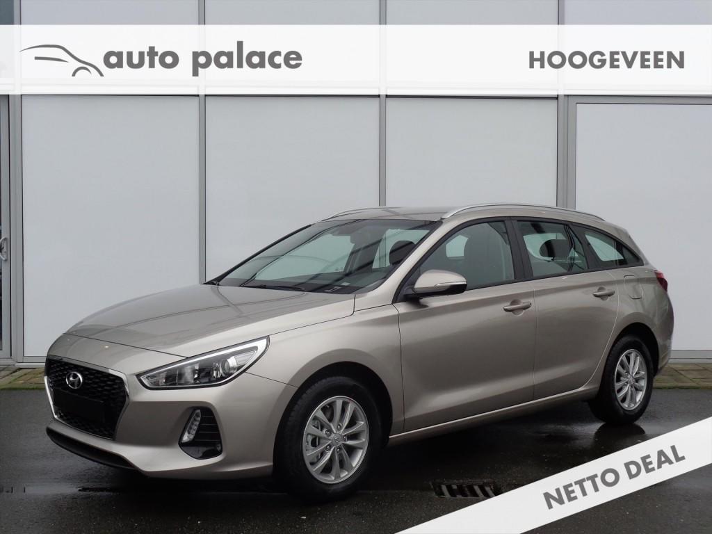 Hyundai I30 wagon 1.4 t-gdi 140pk comfort