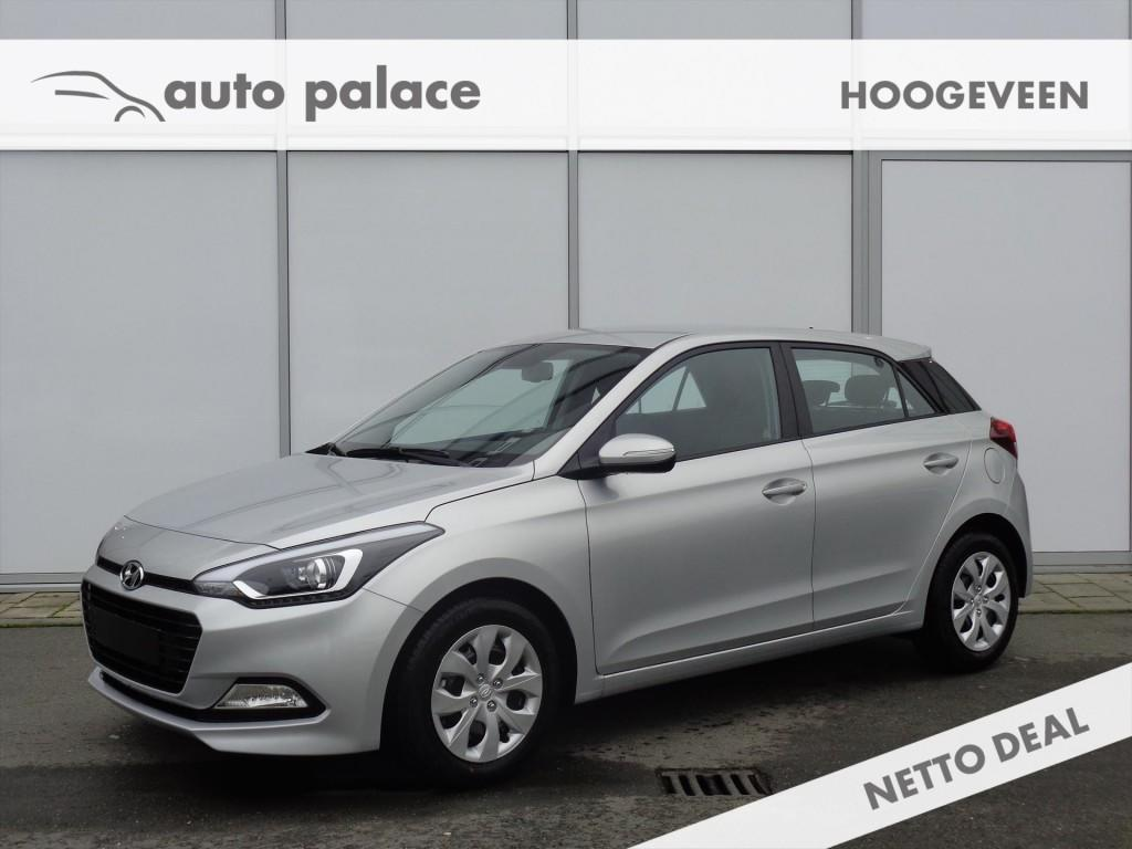 Hyundai I 20 1.0 t-gdi blue 100pk comfort + navigatie- netto deal