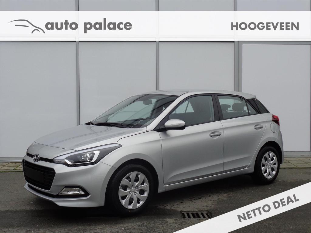 Hyundai I20 1.0 t-gdi blue 100pk comfort + navigatie- netto deal