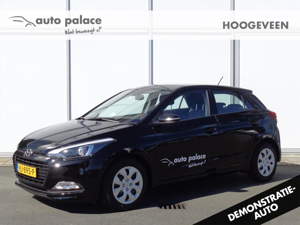 Hyundai I20 1.0 t-gdi bleu 100pk i-motion airco radio bleutooth cruise