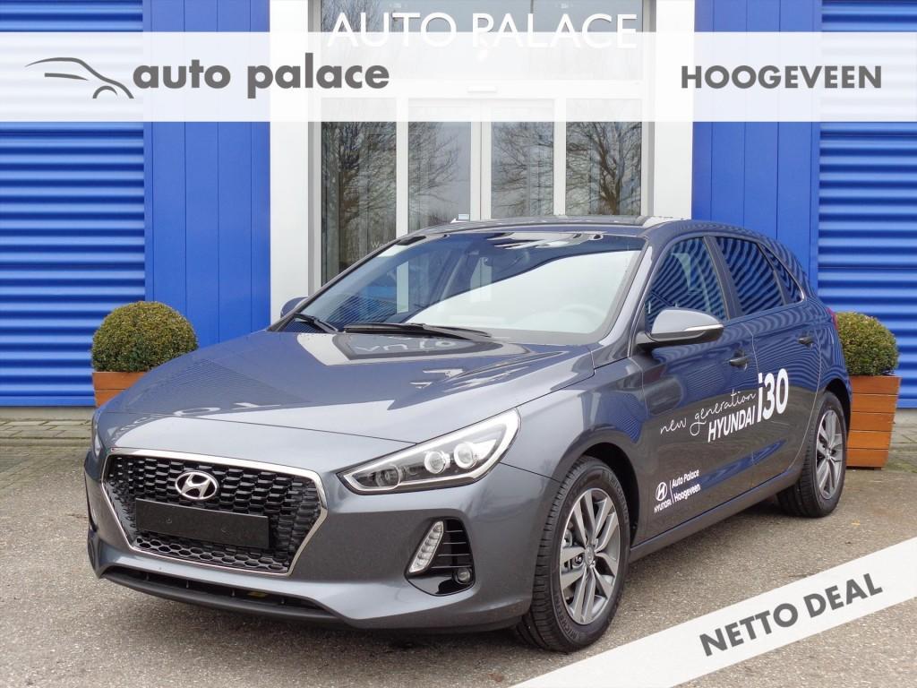 Hyundai I30 1.0 t-gdi 120pk first edition navigati climate control lm-velgen