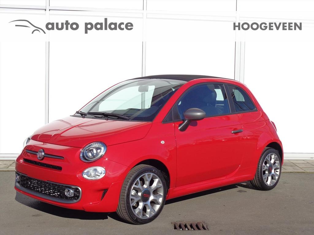 Fiat 500c 80pkk turbo sport