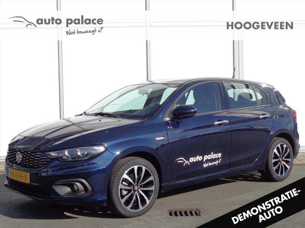 Fiat Tipo Hatchback 1.4 t-jet 16v 120pk business navigatie apple carplay climate