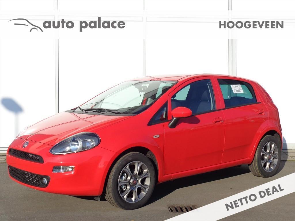 Fiat Punto 0.9 twinair turbo 100pk 5deurs sempre airco navigatie blue-tooth