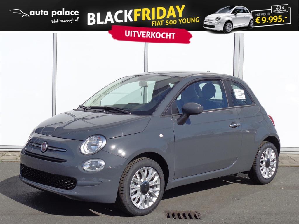 Fiat 500 1.2 69pk young rijklaar € 9995 !!! black friday