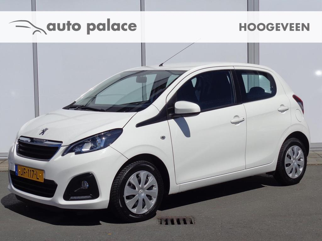 Peugeot 108 1.0 e-vti 68pk 5deurs active airco radio bue-tooth zuinig