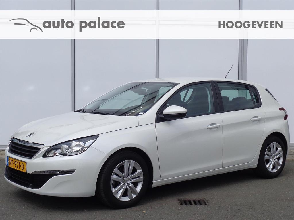 Peugeot 308 1.2 e-thp 110pk blue lease