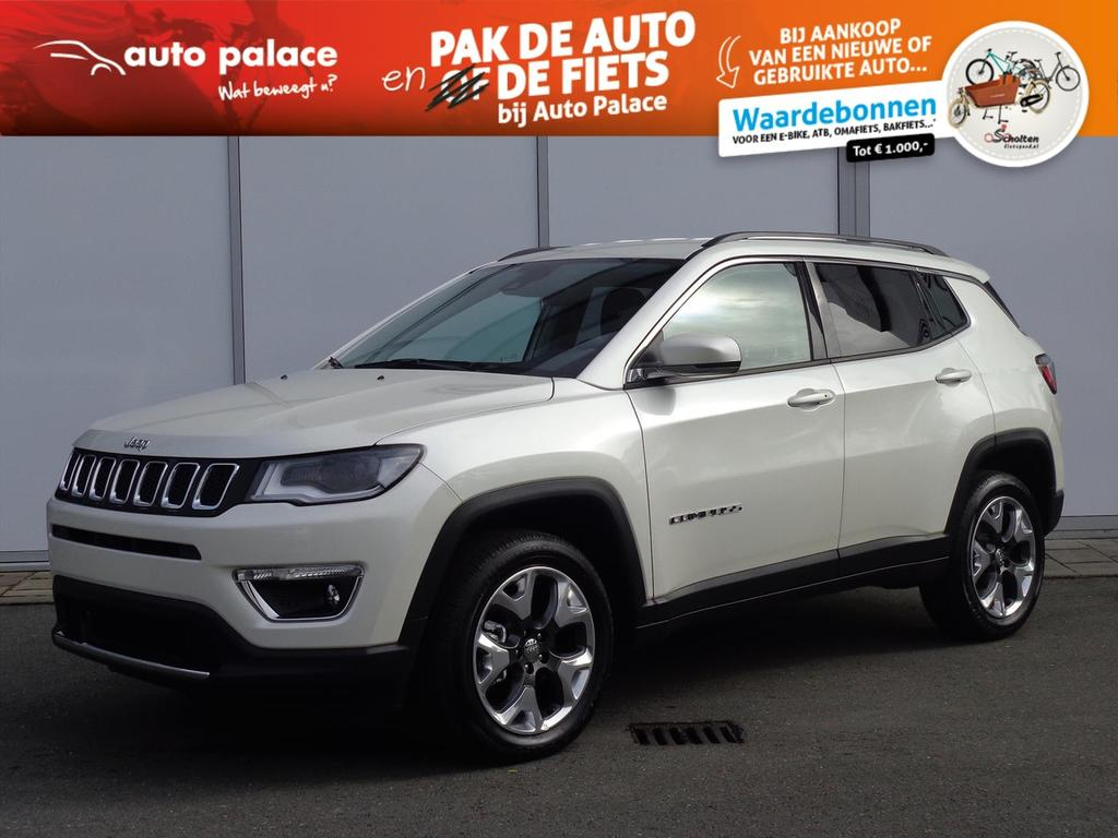Jeep Compass 1.4 multiair 170pk 4x4 automaat opening edition