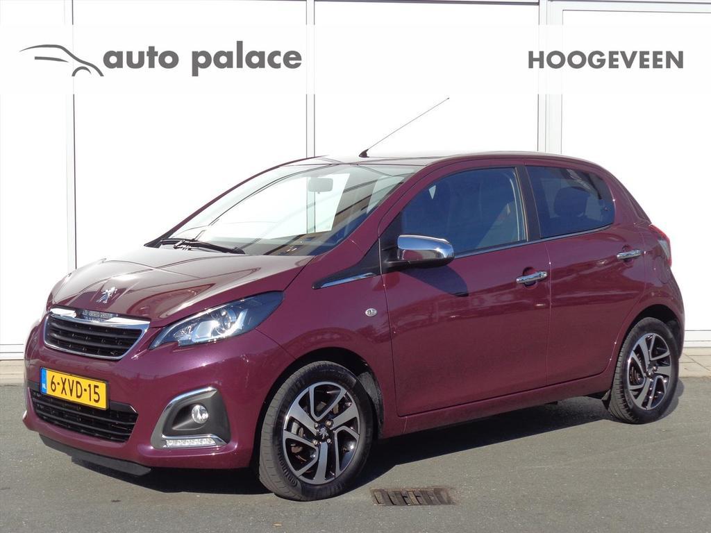 Peugeot 108 1.0 vti 68pk 5deurs