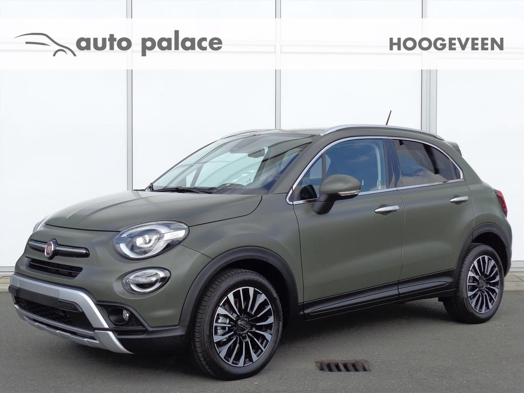 Fiat 500x 1.0 120pk city cross opening edition
