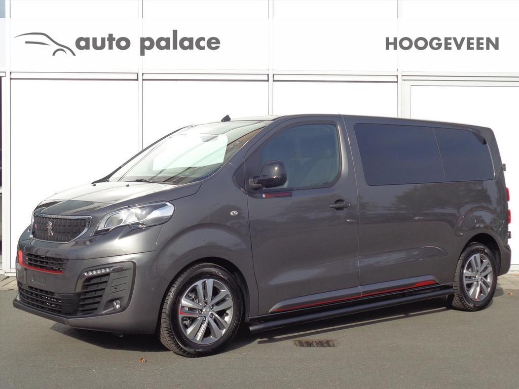 Peugeot Expert 227s gb 2.0 bluehdi 150pk 3p. sport edition navi climate