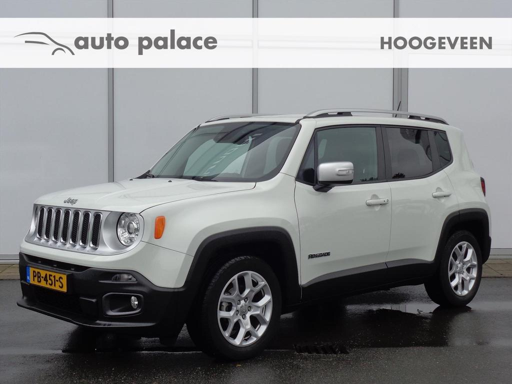 Jeep Renegade 1.4 multiaire 140pk limited automaat