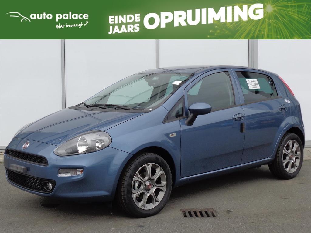 Fiat Punto 0.9 turbo 100pk 5 deurs sempre