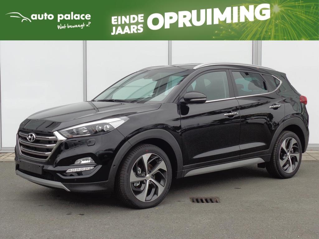 Hyundai Tucson 1.7 crdi hp 141pk automaat premium
