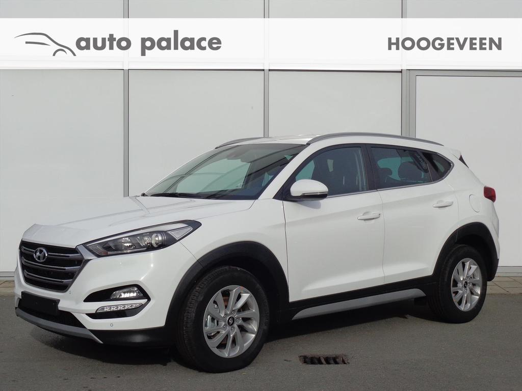 Hyundai Tucson 1.7 crdi hp 141pk automaat comfort