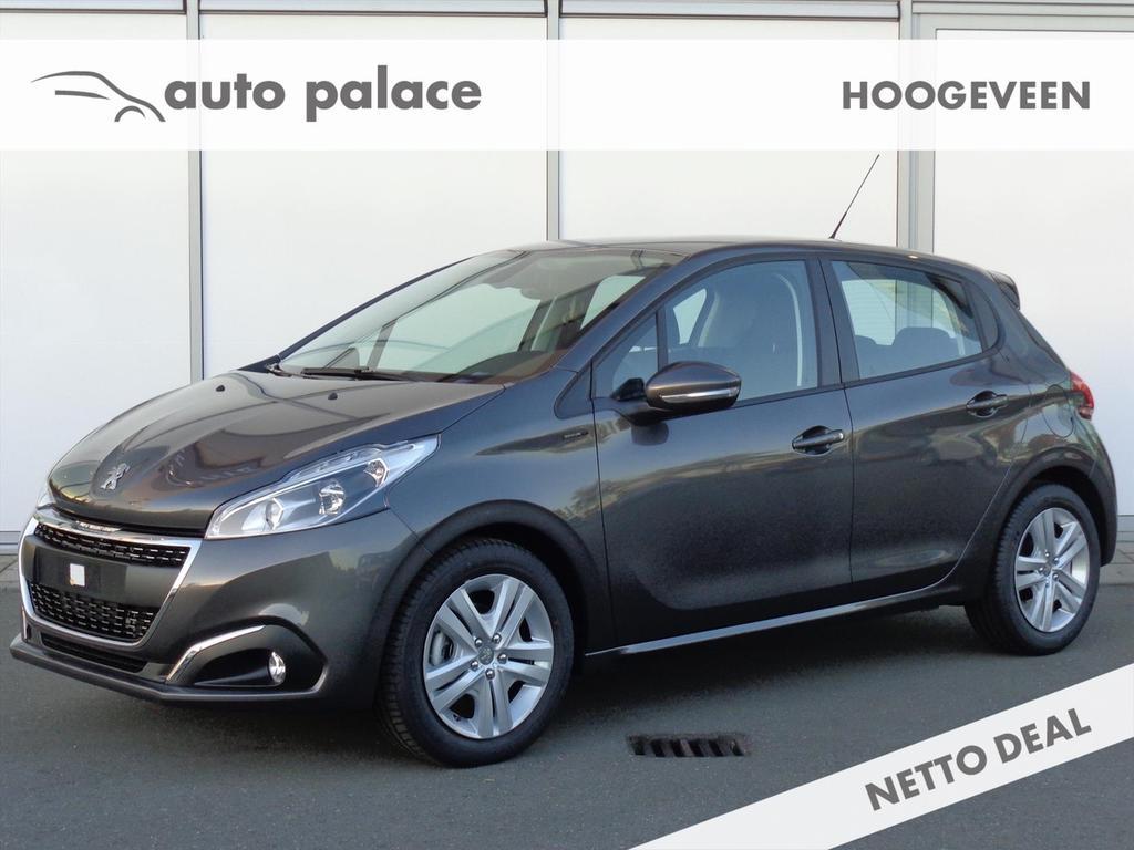 Peugeot 208 1.2 puretech 82pk signature navigatie netto deal!