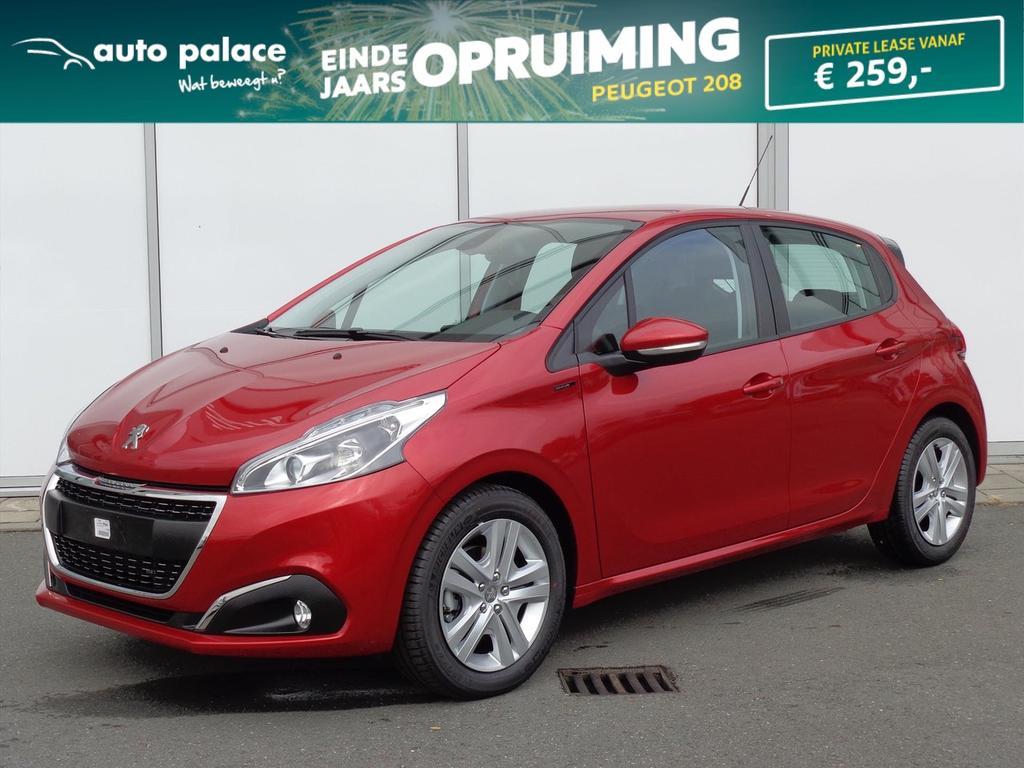Peugeot 208 1.2 puretech 82pk signature netto deal