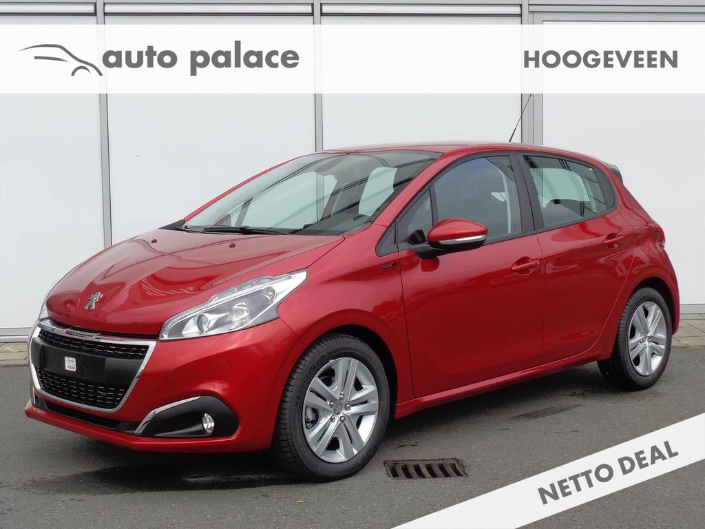Peugeot 208 1.2 puretech 82pk signature netto deal