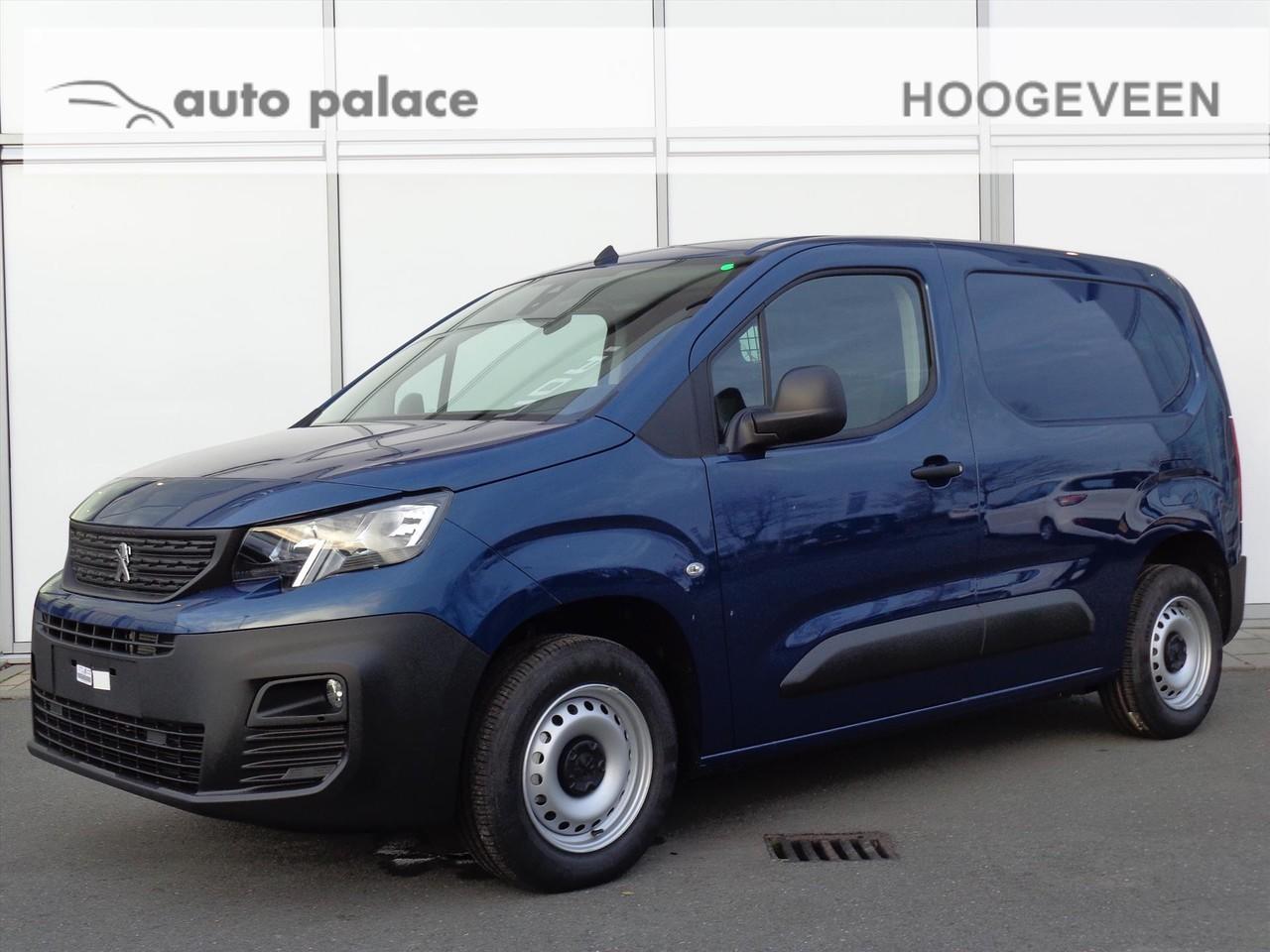 Peugeot Partner Premium 1.6 bluehdi 100pk 650kg navigatie airco pareersensoren
