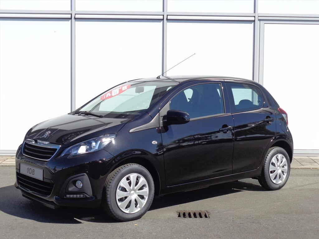 Peugeot 108 1.0 e-vti 72pk 5deurs active netto deal