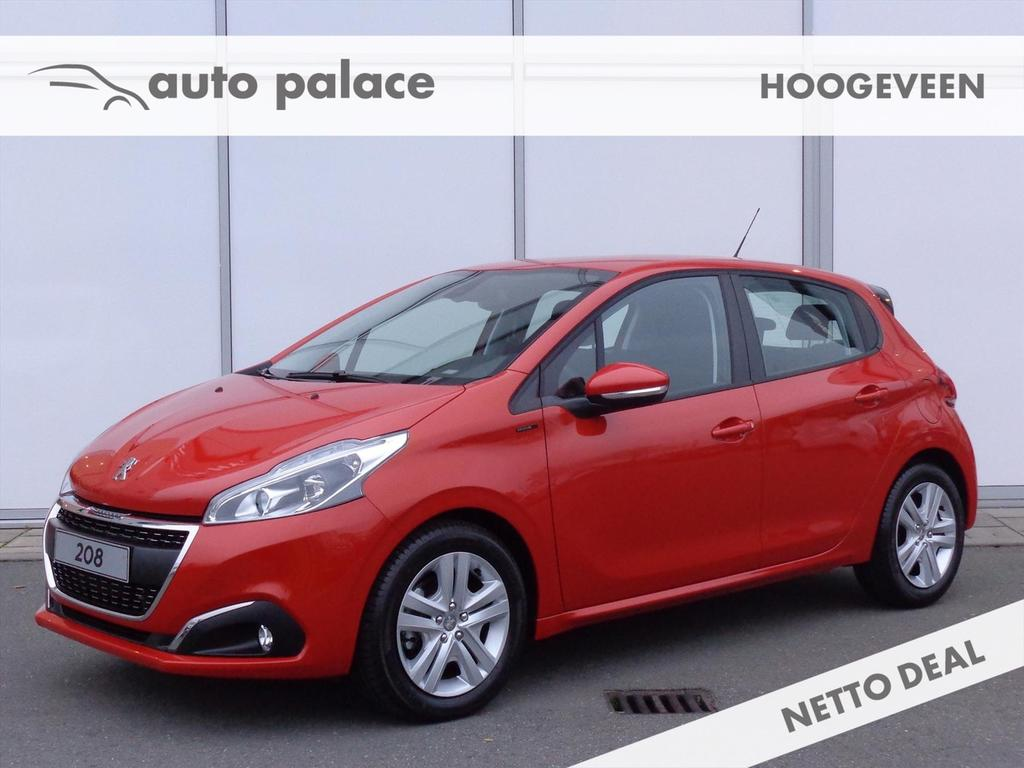 Peugeot 208 1.2 puretech 82pk signature airco mirrorlink bluetooth
