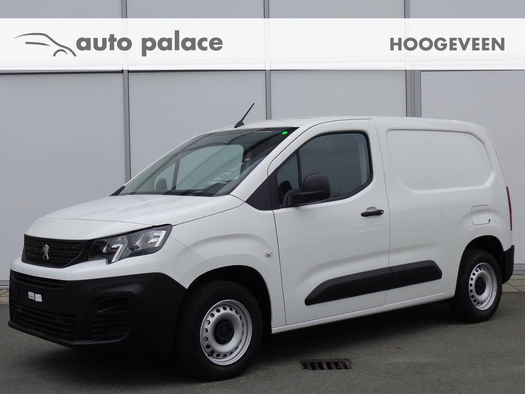 Peugeot Partner Pro 1.6 bleuhdi 100pk 650kg bluetooth zij-schuifdeur 3 personen