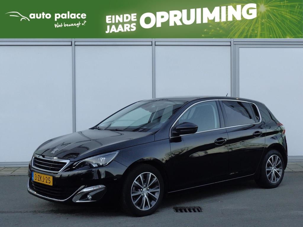 Peugeot 308 1.2 puretech 130pk allure full led navi panodak trekhaak