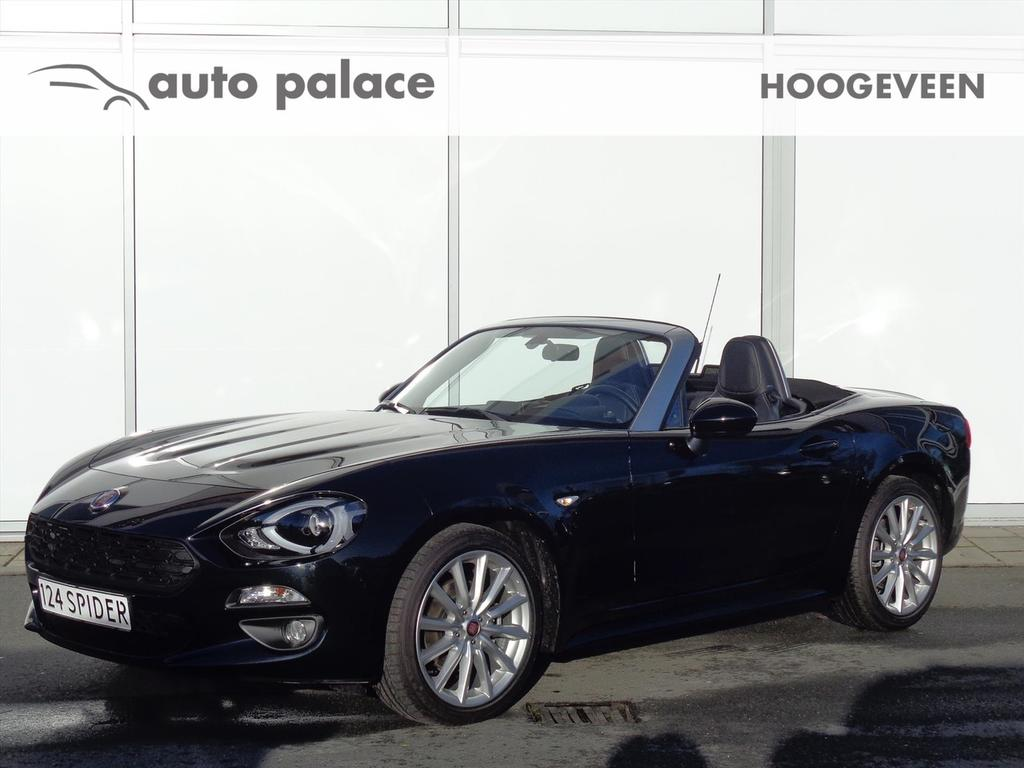 Fiat 124 spider 1.4 multiair turbo 140pk lusso