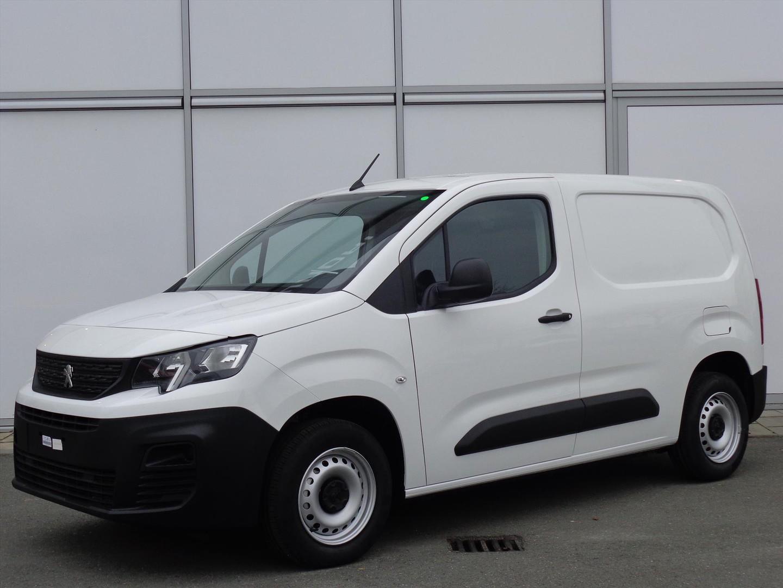 Peugeot Partner Pro 1.6 bluehdi 100pk 650kg bluetooth zij-schuifdeur 3 personen
